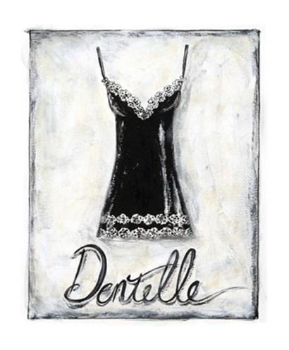 French Lace by Chariklia Zarris art print