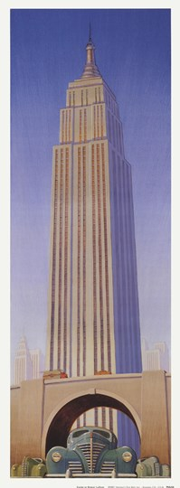 Empire by Robert LaDuke art print