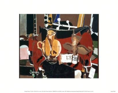 L'Echo by Georges Braque art print