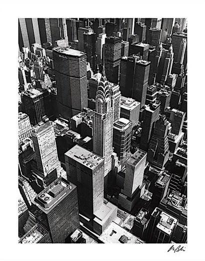 Chrysler Building by Christopher Bliss art print