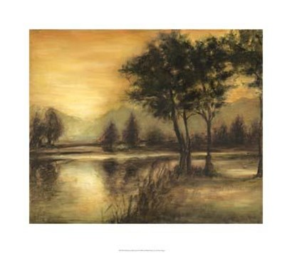 Midsummer Reflections II by Ethan Harper art print