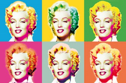 Visions of Marilyn by Wyndham Boulter art print