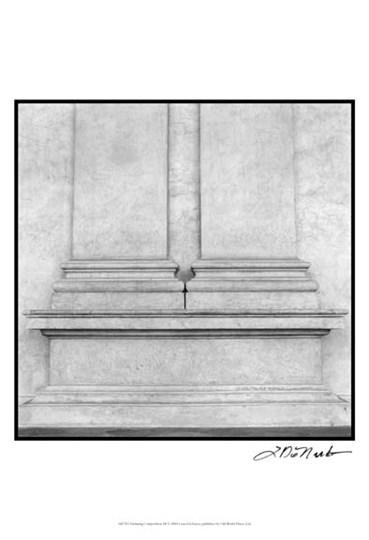 Enduring Composition III by Laura Denardo art print