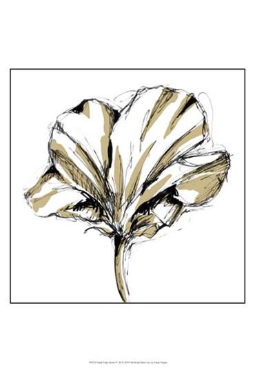 Small Tulip Sketch IV by Ethan Harper art print