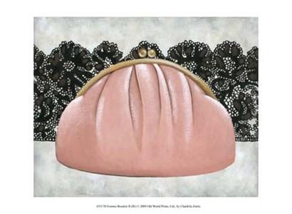 Femme Boudoir II by Chariklia Zarris art print