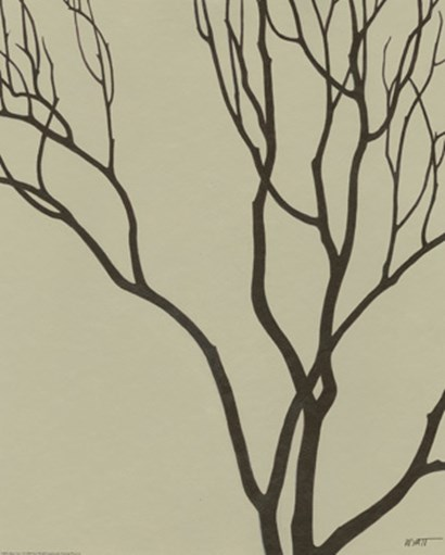 Bare Tree I by Norman Wyatt Jr. art print