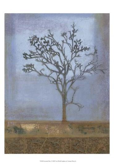 Lavender Blue I by Norman Wyatt Jr. art print