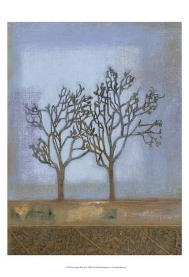 Lavender Blue II by Norman Wyatt Jr. art print