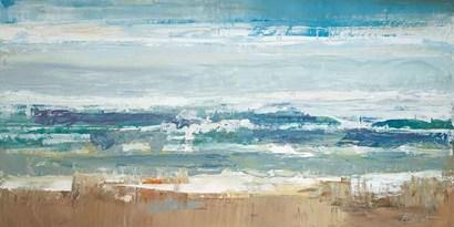 Pastel Waves by Peter Colbert art print