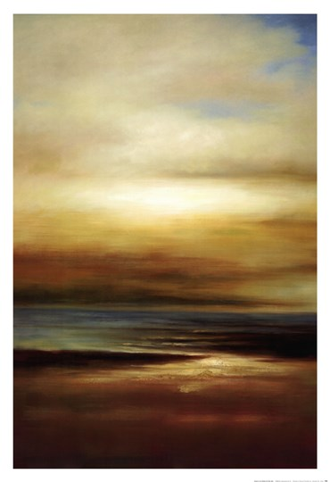 Sound of the Waves II by Paul Bell art print