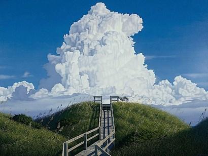 Above and Beyond by Jack Saylor art print