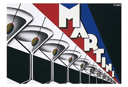 Martini by Steve Forney art print