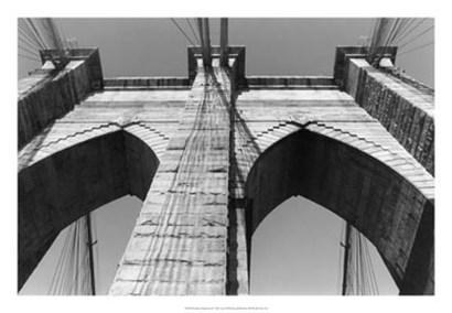 Brooklyn Suspension II by Laura Denardo art print