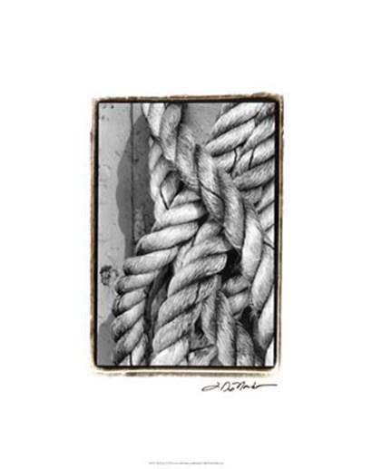 Tied Up I by Laura Denardo art print