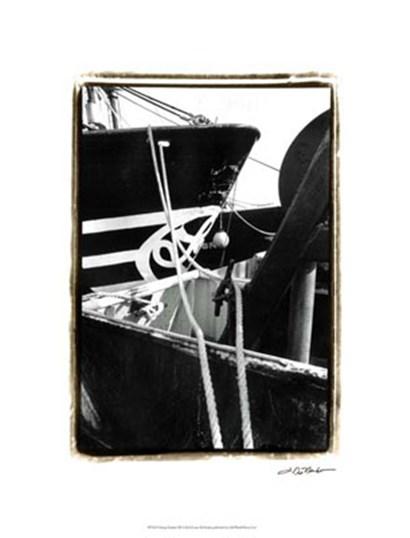 Fishing Trawler III by Laura Denardo art print