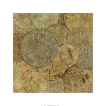 Agate I by Julie Holland art print