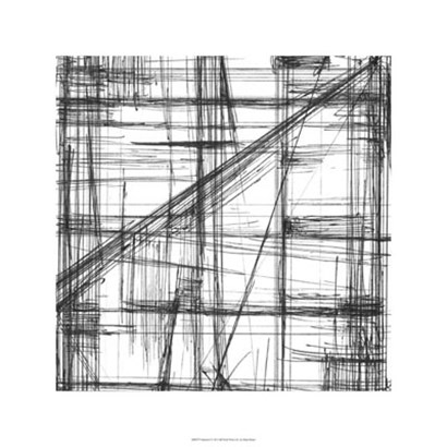 Intersect I by Ethan Harper art print