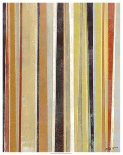 Jubilant Stripes I by Norman Wyatt Jr. art print