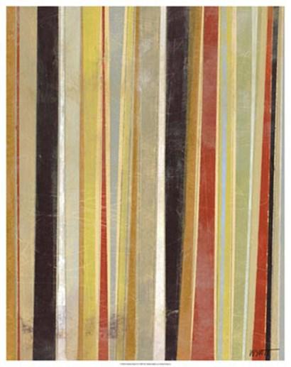 Jubilant Stripes II by Norman Wyatt Jr. art print