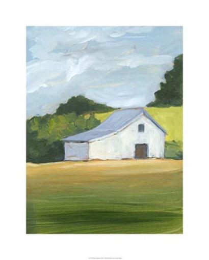 Rural Landscape I by Ethan Harper art print
