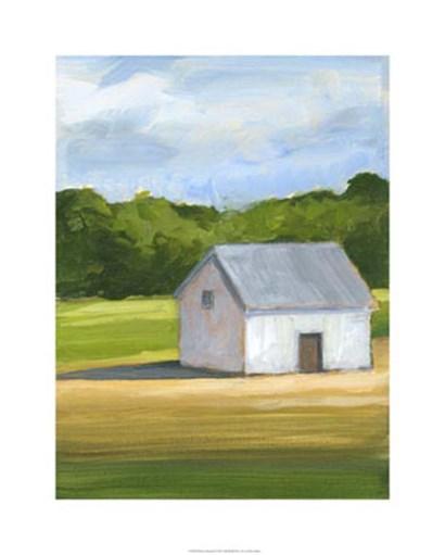 Rural Landscape II by Ethan Harper art print