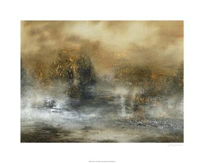 Land V by Sharon Gordon art print