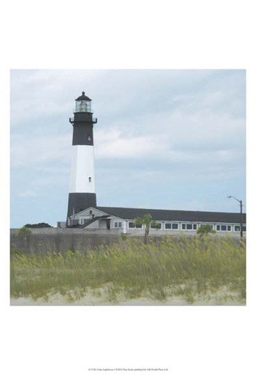Tybee Lighthouse I by Pam Llosky art print