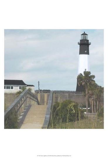 Tybee Lighthouse II by Pam Llosky art print