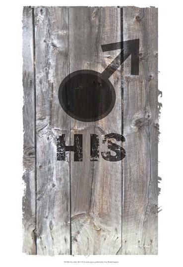 His-n-Hers II by Andy James art print