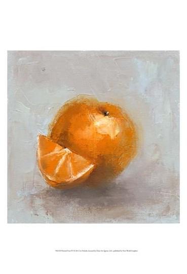 Painted Fruit IV by Liz Nichols art print