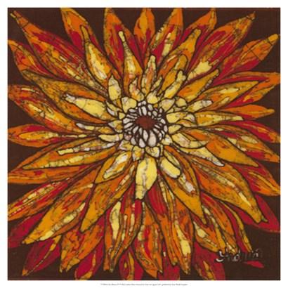 Fire Bloom IV by Andrea Davis art print