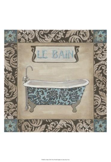 Le Bain by June Erica Vess art print