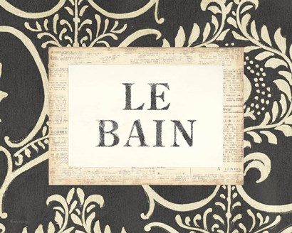 Le Bain by Emily Adams art print