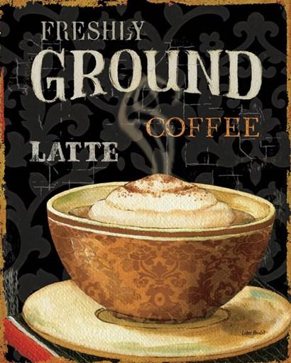 Today's Coffee II by Lisa Audit art print