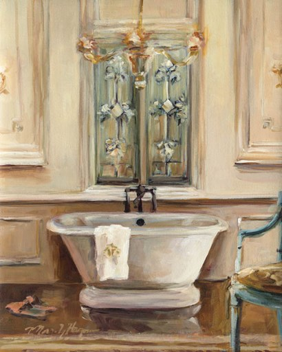 Classical Bath III by Marilyn Hageman art print
