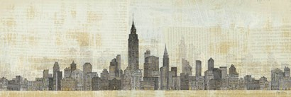 Empire Skyline by Avery Tillmon art print