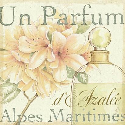 Fleurs and Parfum III by Daphne Brissonnet art print