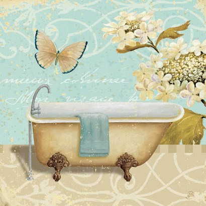 Light Breeze Bath II by Daphne Brissonnet art print