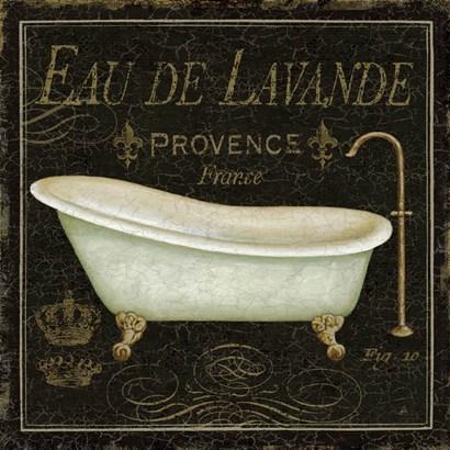 Bain De Luxe I by Daphne Brissonnet art print