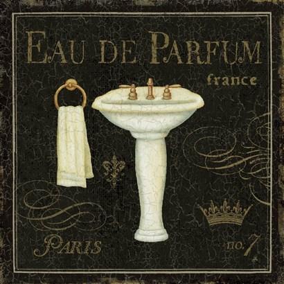 Bain De Luxe III by Daphne Brissonnet art print