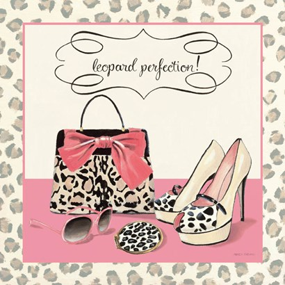 Leopard Perfection by Marco Fabiano art print