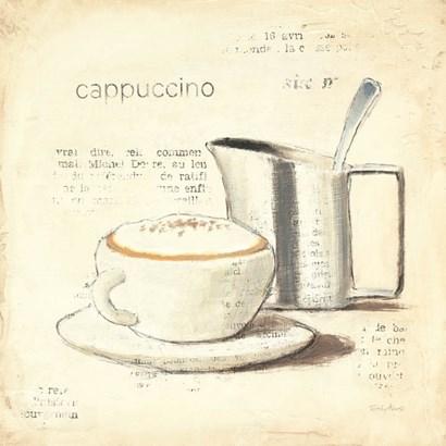 Parisian Coffee IV by Emily Adams art print