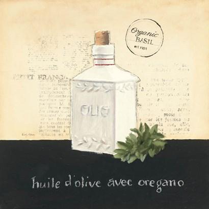 Huile d Olive II by Emily Adams art print