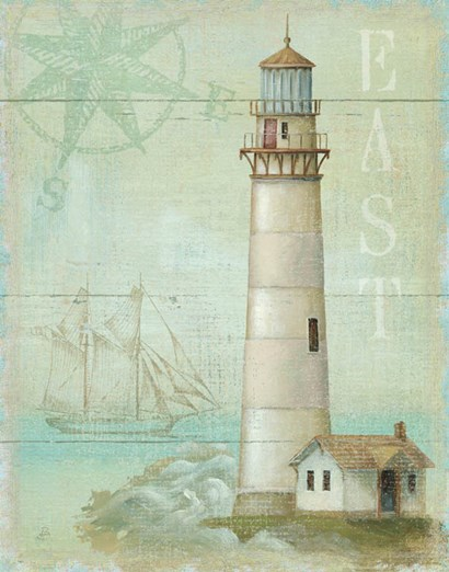 East Coastal Light by Daphne Brissonnet art print