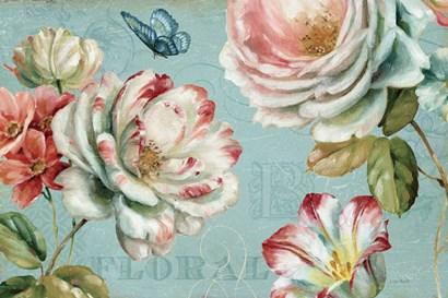 Spring Romance III by Lisa Audit art print