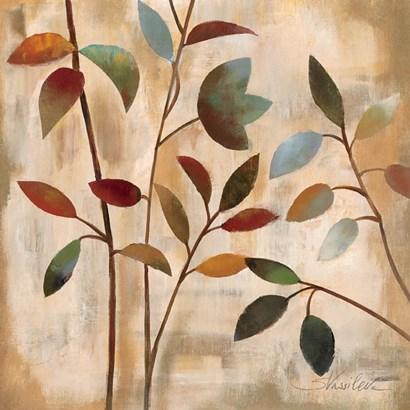 Branches at Sunrise I by Silvia Vassileva art print