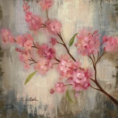 Cherry Blossom II by Silvia Vassileva art print