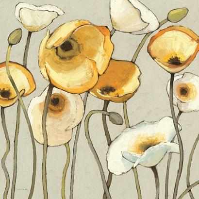 Jaune Gris II by Shirley Novak art print