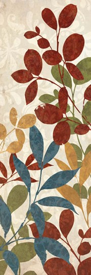 Leaves of Color I by Wild Apple Portfolio art print