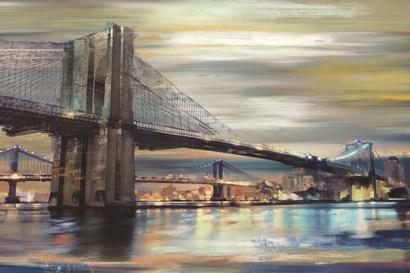 Twilight Crossing by Drako Fontaine art print
